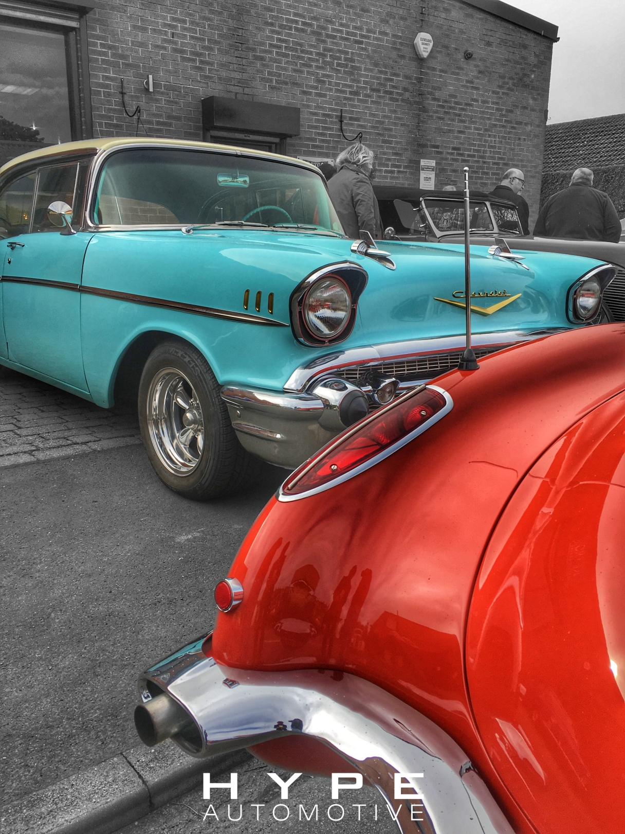 Retro Classic \'Cars and Coffee\' – HYPE Automotive